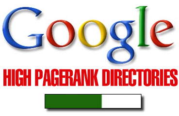 High pagerank directories