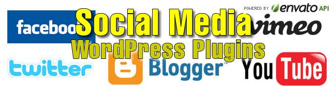 Premium Social Media WordPress Plugins