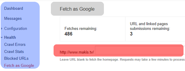 fetch as google tool
